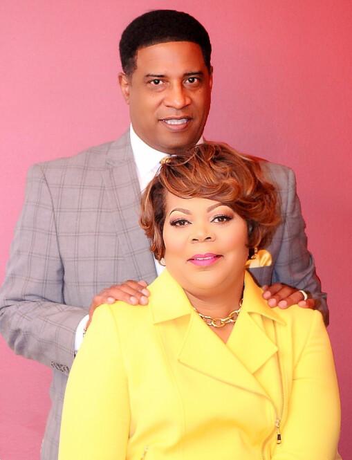 Pastor Apostle Cedric and Prophetess Miranda Taylor
