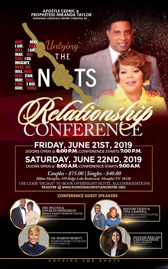 Untying the Knots Relationship Conference